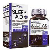PRIMAL ONE Sleep AID - Non Habit Forming Sleep Support & Adrenal Fatigue