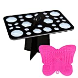 Makeup Brush Holder with 28 Mix Holes + - Best Reviews Guide