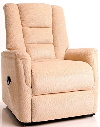 the bradfield riser recliner chair in fabric single motor easy