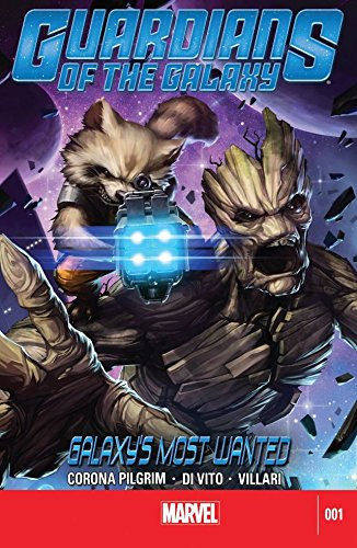 Guardians of the Galaxy: Galaxy's Most Wanted #1 (Guardians of the Galaxy (2013-2015)) (Guardians Of The Galaxy 2015)