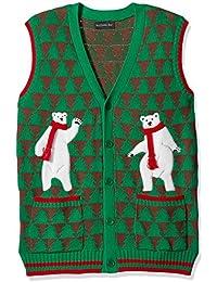 Men's Ugly Christmas Sweater Vest