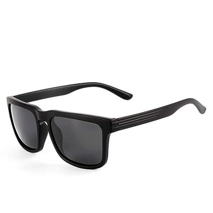 TLMY Gafas De Sol Polarizadas De Moda Gafas De Sol De Moda con Rayas Deportivas Gafas