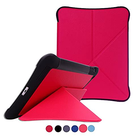 iPad 2 Case, iPad 3 Case, iPad 4 Case, Jessica Shockproof Drop Protection Rugged Protective Heavy Duty Case with Magnetic Smart Auto Wake / Sleep Cover for Apple iPad 2/3/4 (Ipad Fourth Generation Case Speck)