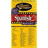 The Standard Deviants: Spanish, Parts 1 and 2