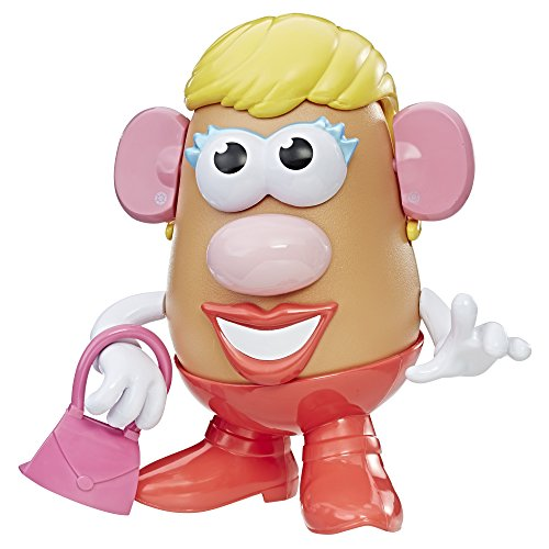 Playskool Mrs. Potato Head (Bobble Head Santa)