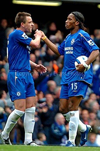 (Chelsea FC Photograph an 8