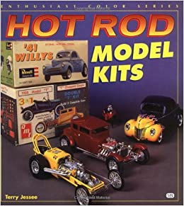 Muscle Car Model Kits /& Show Rod Model Kits America/'S Wildest Model Kits Books