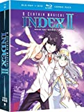 Certain Magical Index II: Season Two (Blu-ray/DVD Combo)