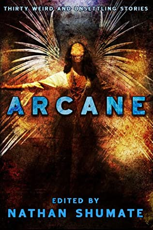 book cover of Arcane