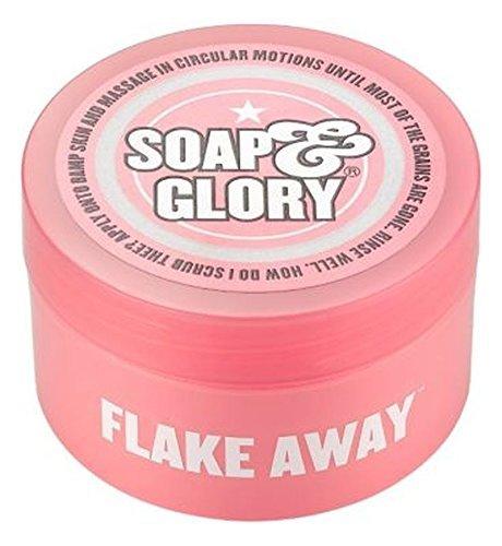 Soap & Glory Travel Size Flake Away Body Scrub 50Ml (Best Body Scrub Uk)