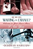 Are You Still Waiting to Exhale? - Welcome to Your Peace-Place, I Am You, Deborah Hairston, 1434910148