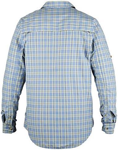 Camisa de Manga Larga Hombre FJ/ÄLLR/ÄVEN Abisko Hike Shirt LS M