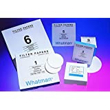 WHATMAN 1003-917 Grade 3 Qualitative Filter Paper Standard Grade, Sheet, 460 mm × 570mm