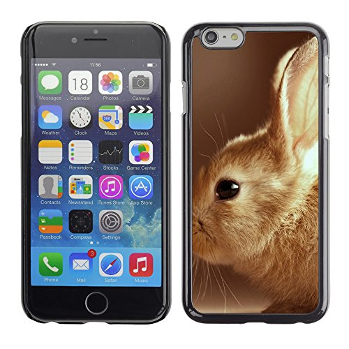 "Premio Sottile Slim Cassa Custodia Case Cover Shell // V00003036 lapin // Apple iPhone 6 6S 6G 4.7"""