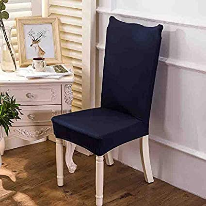 Spandex Elastic Chair Cover Wedding Party Dining Room Chair Seat Case Slipcover