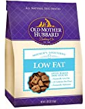 Old Mother Hubbard Mother's Solutions Low Fat Crunchy Natural Dog Treats, 3.3-Pound Bag
