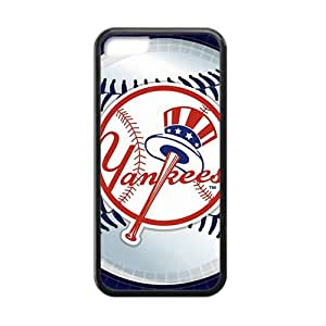 TYHde new york yankees logo Hot sale Phone Case for ipod Touch4 Black ending