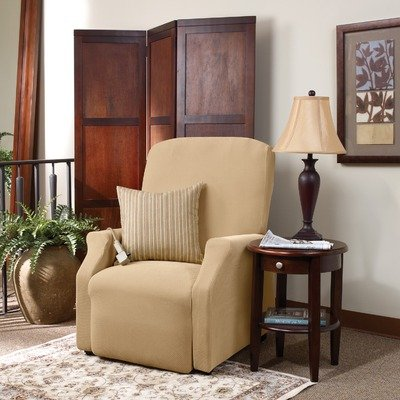 Sure Fit Lift - Large  Slipcover  - Cream (SF38703)