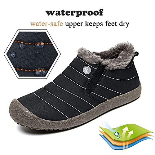 Womens boots ankle fur