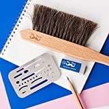 Mr. Pen Dusting Brush, Drafting Brush, Eraser