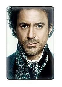 Case Cover, Fashionable Ipad Mini/mini 2 Case - Robert Downey Jr Sherlock Holmes