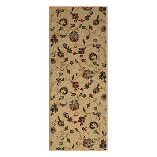 Custom Floral Rubber Non Slip Hallway product image