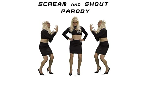 scream and shout bartbaker