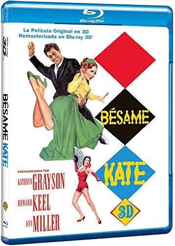 B same Kate / Kiss Me Kate 3D (3D & 2D) (Blu-Ray): Amazon.es