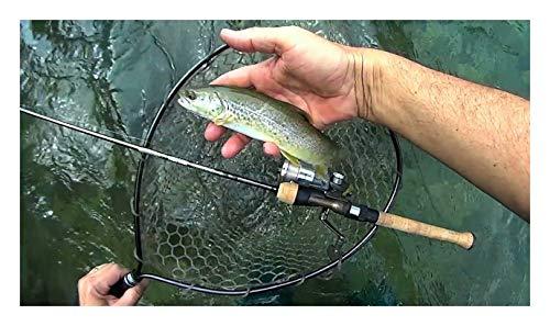 St.Croix Trout 6ft ULF 2pc Fresh Water Spinning Rod (TSS60ULF2)