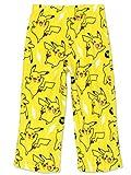Pokemon Pikachu Boys Plush Fleece Lounge Pajama