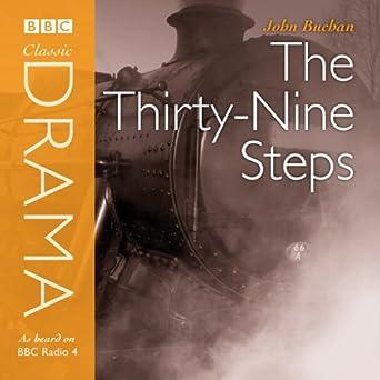 classic drama the thirty nine steps dramatised