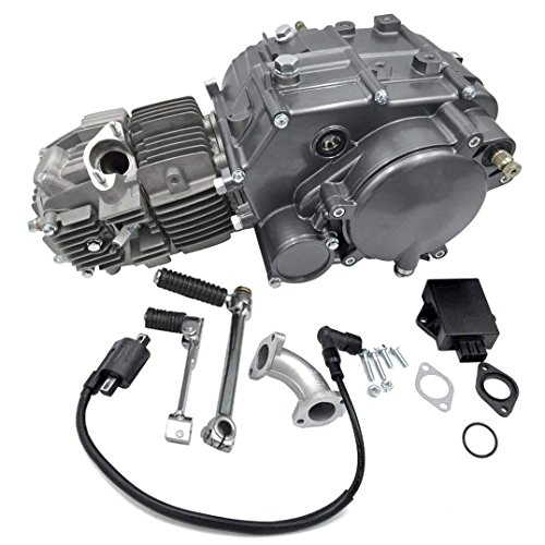 WPHMOTO Lifan 150cc Engine Motor for XR50 CRF50 XR CRF 50 70 SDG SSR Dirt Pit Bike Motorcycle | 1N234 Gear 4 Stroke Oil Cooled Racing Engine ()