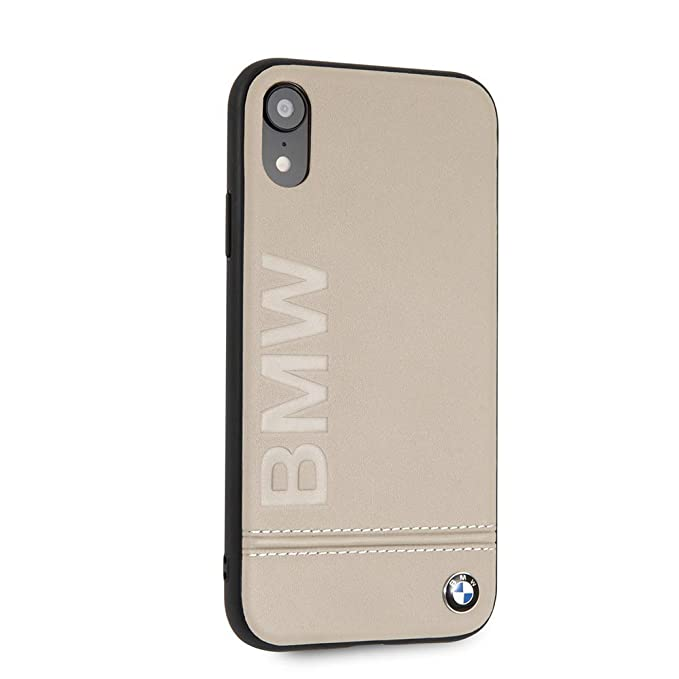 finest selection b30c3 10e18 Amazon.com: CG Mobile BMW Compatible with iPhone XR Case - by CG ...