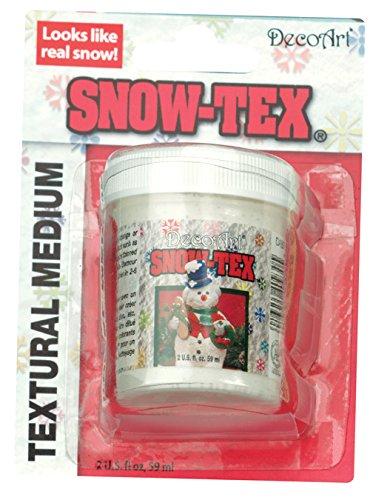 DecoArt Snow-Tex Paint (Glistening Snow)