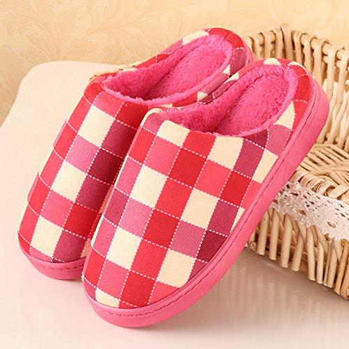 Appassionati Caldo Home Ispessimento D'inverno Ymfie Cotone Scarpe D Indoor Semplici Pantofole Y4twHwq5