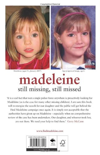 Madeleine: Our daughter's disappearance and the continuing
