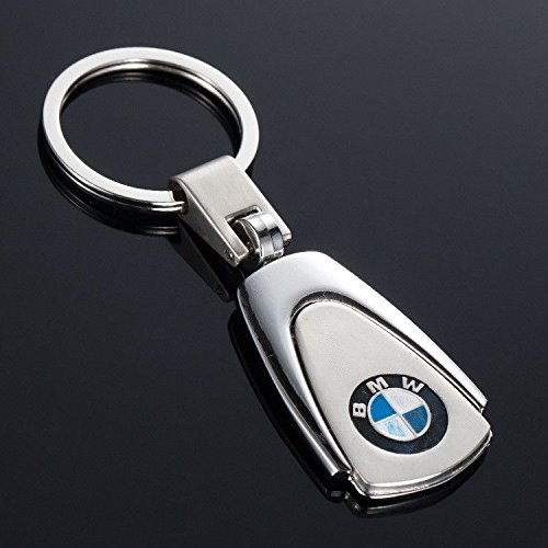 CHAMPLED® BMW Emblem Keychain Keyring Logo symbol sign badge personalized custom logotipo Quality Metal Alloy Nice Gift for Man Woman