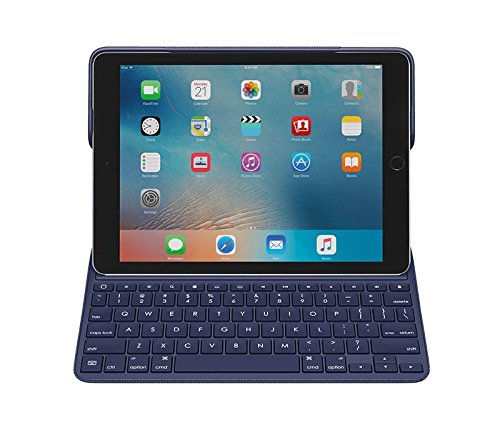 Logitech Create: Backlit Wireless Keyboard with Smart Connector For iPad Pro 9.7'' (Blue) by Logitech (Image #2)