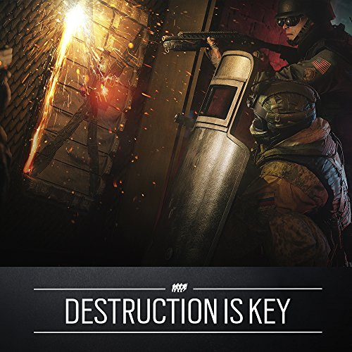 Tom Clancy's Rainbow Six Siege Year 2 Gold Edition (Includes Extra Content + Year 2 Pass Subscription) - PlayStation 4