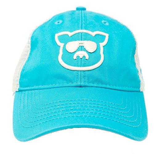 ea59b852a7bb6 Islanders Mossy Oak Treestand Pig Face Trucker Hat