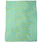 Cheetah Goes For A Swim Blanket: Large