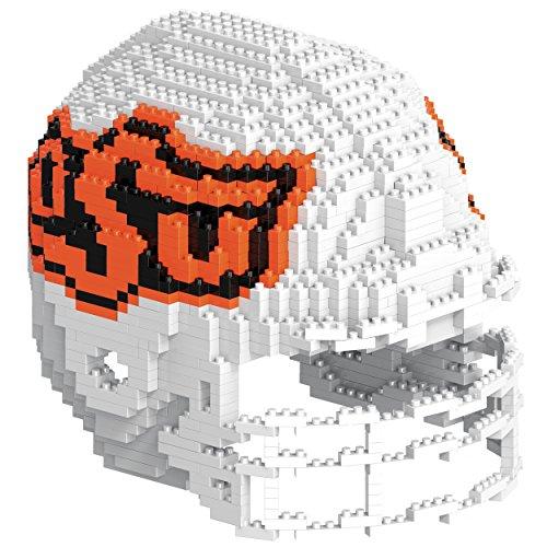 Oklahoma State 3D Brxlz - Helmet (Oklahoma Cowboys Basketball State)