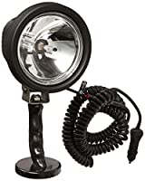 Spotlight - 35 Watt HID - 15 Million Candlepower -Handheld w/Magnet Base - 16' Coil Cord -Cigarette