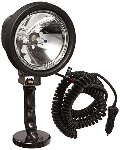 Spotlight - 35 Watt HID - 15 Million Candlepower -Handheld w/Magnet Base - 16' Coil Cord -Cigarette