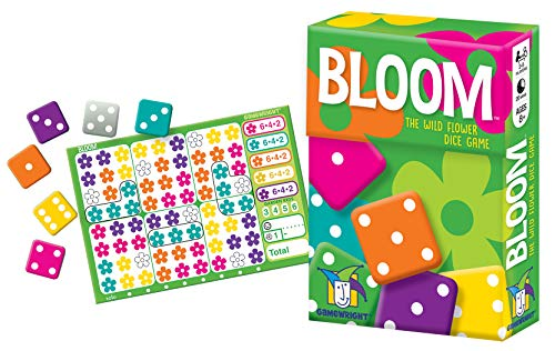 Bloom - The Wild Flower Dice Game]()