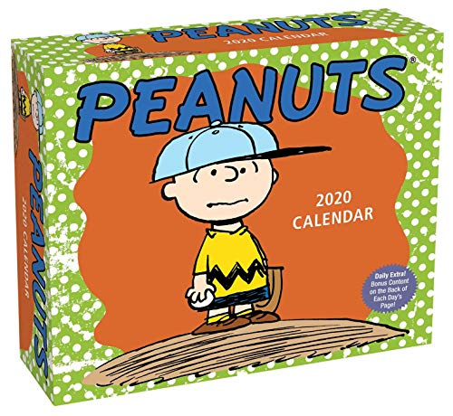 Peanuts 2020 Day-to-Day Calendar