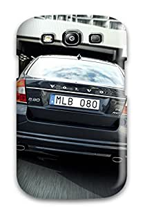 Lisa Rooss's Shop 4638043K68637967 New Shockproof Protection Case Cover For Galaxy S3/ Volvo S80 35 Case Cover