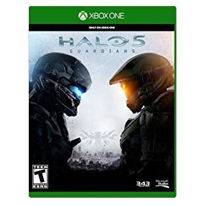 Xbox One 1TB Console + 1 Wireless Controller + 4 Games Bundles(Gears of War: Ultimate Edition + Rare Replay + Ori and the Blind Forest +Halo 5 Guardians)