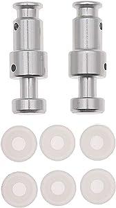 Float Valve Seal for Instant Pot Replacement Parts with 6 Sealer Gasket, Fits Duo 3, 5, 6 Qt, Duo Plus 3, 6 Qt, Ultra 3, 6, 8 Qt, Lux 3 Qt
