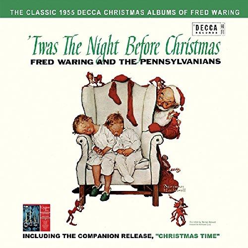 Twas the Night Before Christmas/Christmas Time (His Reindeers Father And Christmas)